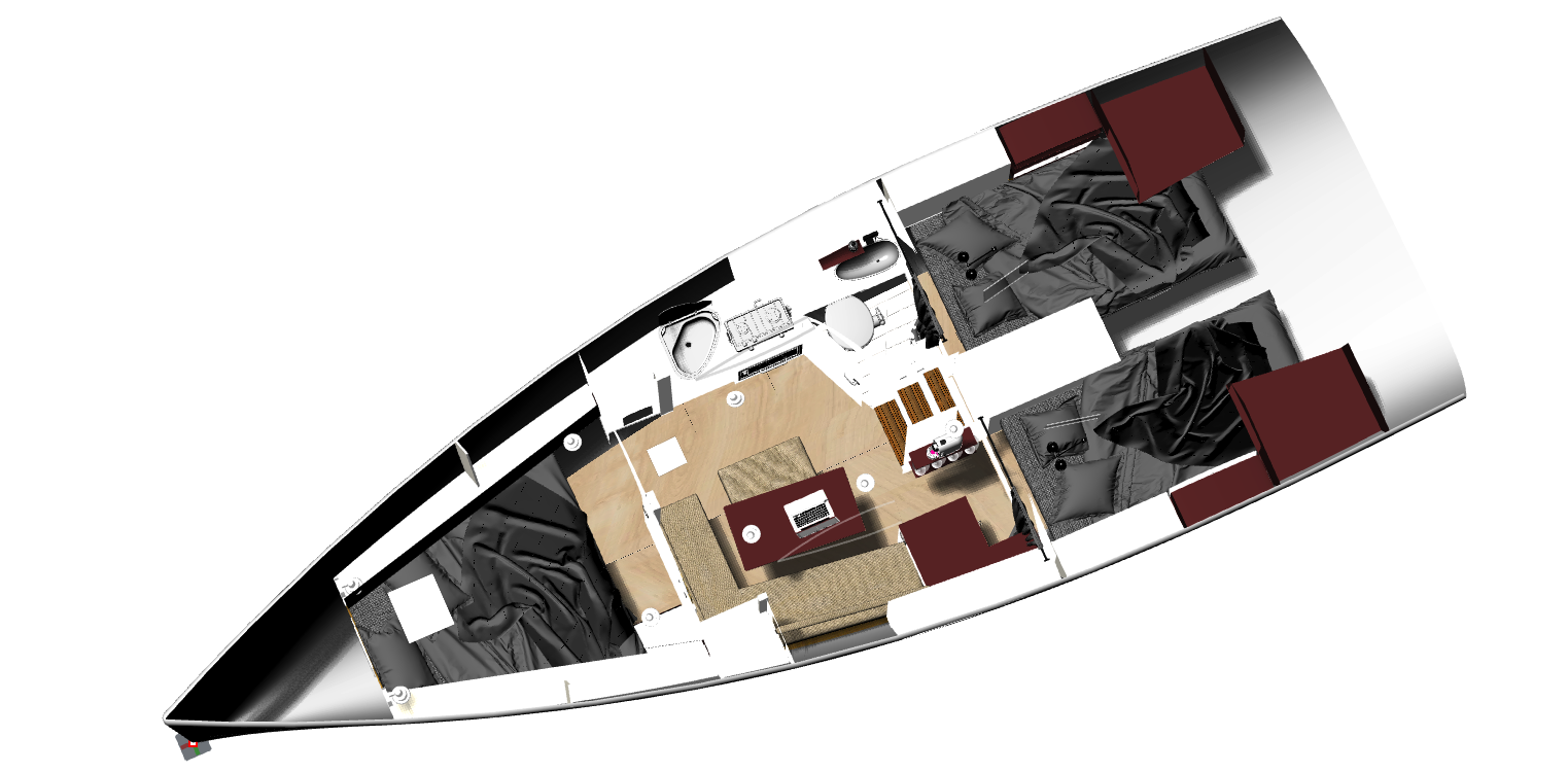 DREAM RACER BOATS Figaro-plan Our Yachts
