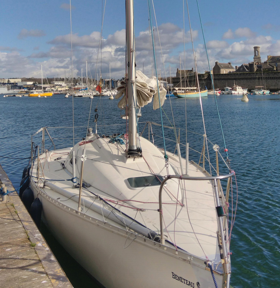 DREAM RACER BOATS Réservation2-Figaro1 booking