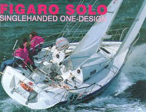 DREAM RACER BOATS figaro1-solo Figaro 1