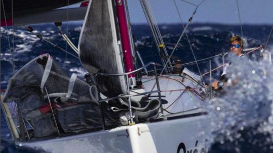 DREAM RACER BOATS SébastienSimon-Solitaire-Figaro-Vainqueur-539x303 Actualité