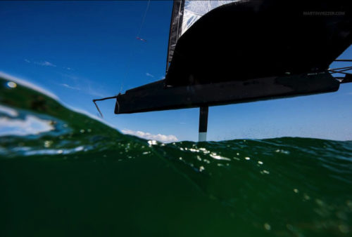 DREAM RACER BOATS training-500x338 Incredible performance : Sébastien Simon on the highest step ! News