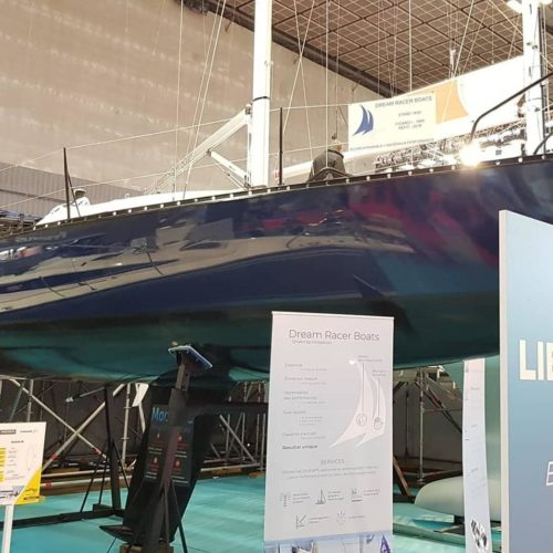 DREAM RACER BOATS Figaro-Nautic2018-500x500 Dream Racer Boats at the Nautic BoatShow in Paris News