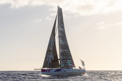 DREAM RACER BOATS Class40-Guadeloupe-1-500x333 Dream Racer Boats and Espace Gaïa : a chance encounter ! News