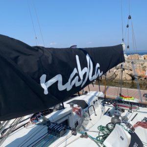 taud-grandevoile-sérigraphie-Figaro2-bateau