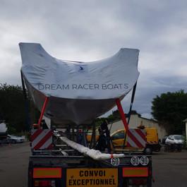 DREAM RACER BOATS clé-main-transport-bateau-thermobachage-livraison Accueil