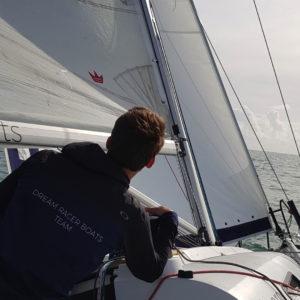 marquage personnalisation vêtement mer voile sport aquatique régate course croisière