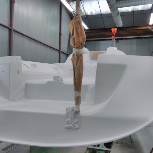 DREAM RACER BOATS deck-boat-renovation-antislide-paint Technical solutions