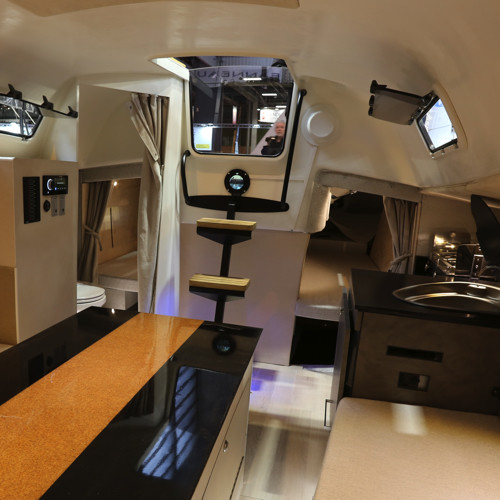 DREAM RACER BOATS equipement_furniture_layout_interior_boat_race Equipements