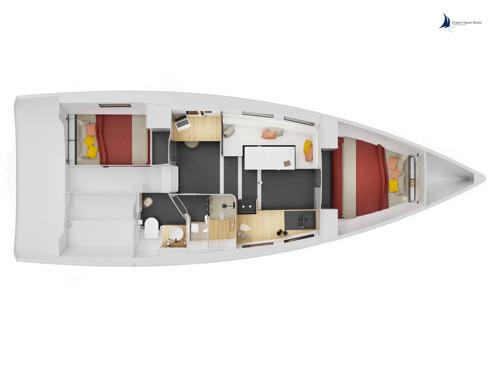 DREAM RACER BOATS Akilaria-après-refit-image-de-synthèse-©-Dream-Racer-Boats Class 40 : croisière et performance A la une Actualités