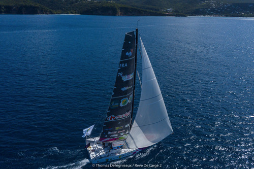 DREAM RACER BOATS CreditDroitThomasDeregnieaux Class 40 : performance and long distance cruising Featured News