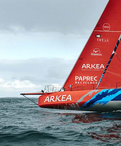 DREAM RACER BOATS Vendée-Globe-Arkea-Paprec Vendée Globe 2020 : nouvelles technologies et environnement A la une Actualités