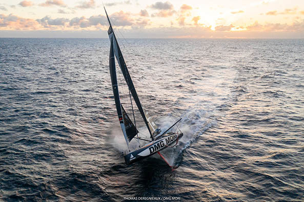 DREAM RACER BOATS Vendée-Globe-course Actualité