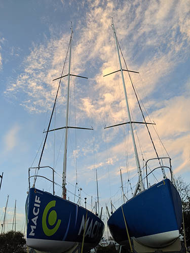 DREAM RACER BOATS figaro-2-MACIF Creation of equipments for Figaro 2 Featured News