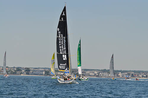 DREAM RACER BOATS sailing-ocean-racing Creation of equipments for Figaro 2 Featured News
