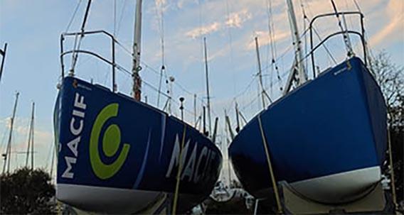 DREAM RACER BOATS Figaro-2-Beneteau-MACIF Création d'équipements pour Figaro 2 A la une Actualités