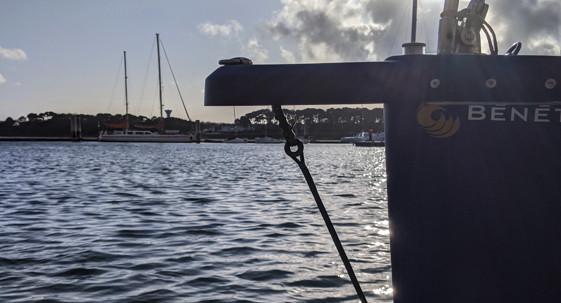 DREAM RACER BOATS delphiniere_bout_dehors_bateau Présentation du refit du Figaro 2, FRA 94 A la une Actualités