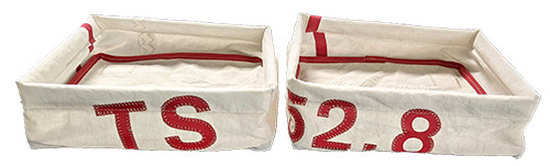 DREAM RACER BOATS basket-customizable-organization Textile furnitures on board a ship Featured News